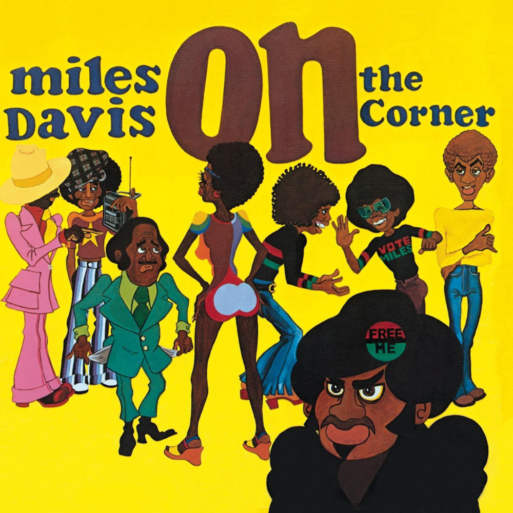 MILES DAVIS - On the Corner (Vinyle)