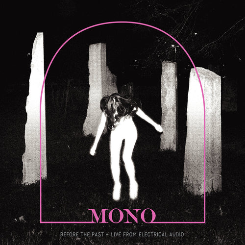 MONO - Before The Past · Live from Electrical Audio (Vinyle)