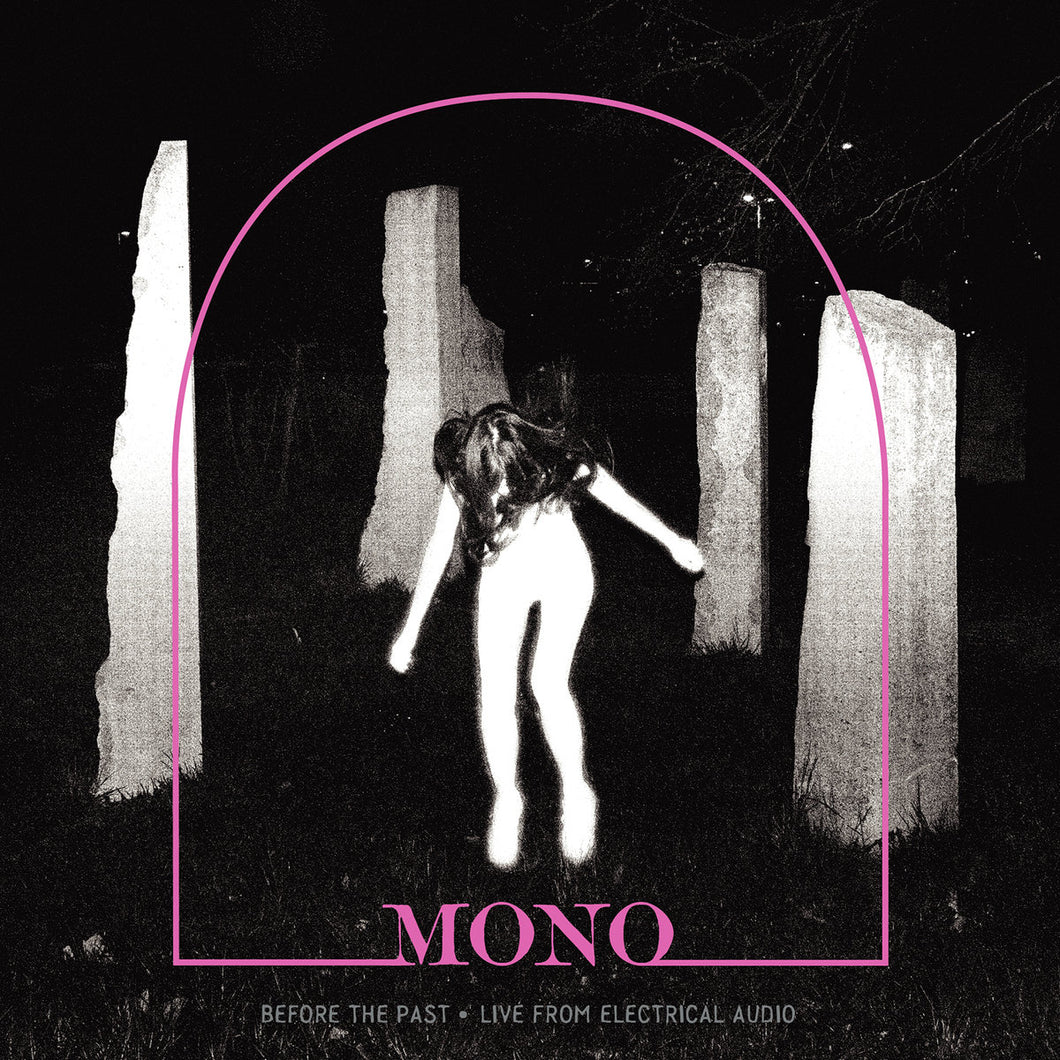 MONO - Before The Past · Live from Electrical Audio (Vinyle) - Temporary Residence