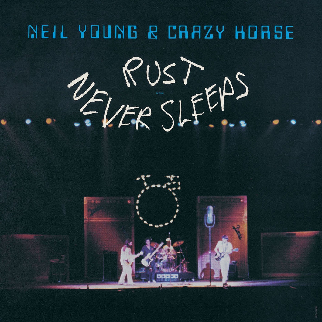NEIL YOUNG & THE CRAZY HORSE -  Rust Never Sleeps (Vinyle) - Reprise