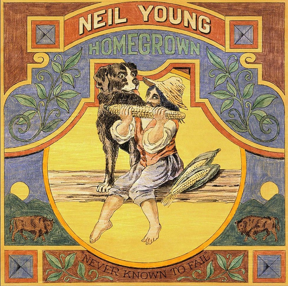 NEIL YOUNG - Homegrown (Vinyle)