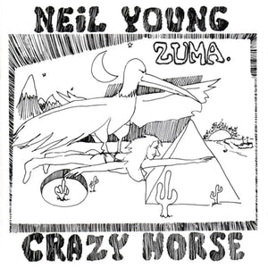NEIL YOUNG WITH CRAZY HORSE - Zuma (Vinyle) - Reprise