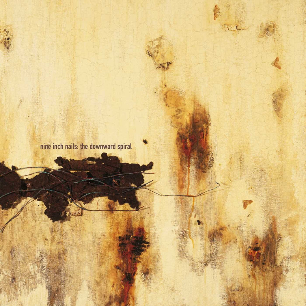 NINE INCH NAILS - The Downward Spiral (Vinyle) - Nothing / Interscope