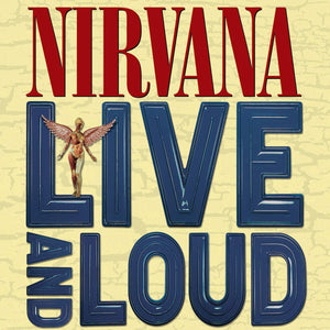 NIRVANA - Live and Loud (Vinyle)