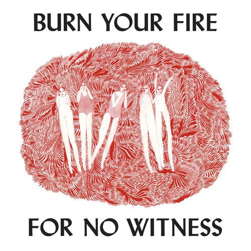 ANGEL OLSEN - Burn Your Fire For No Witness (Vinyle) - Jagjaguwar
