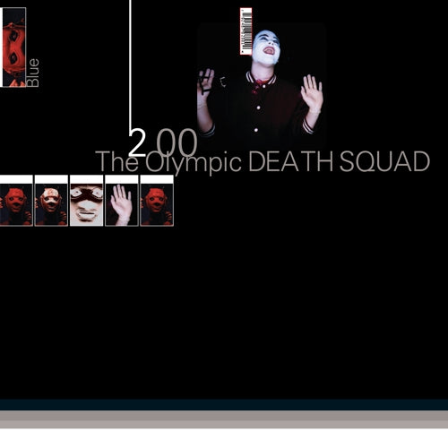 THE OLYMPIC DEATH SQUAD - Blue (Vinyle) - Teen Beat