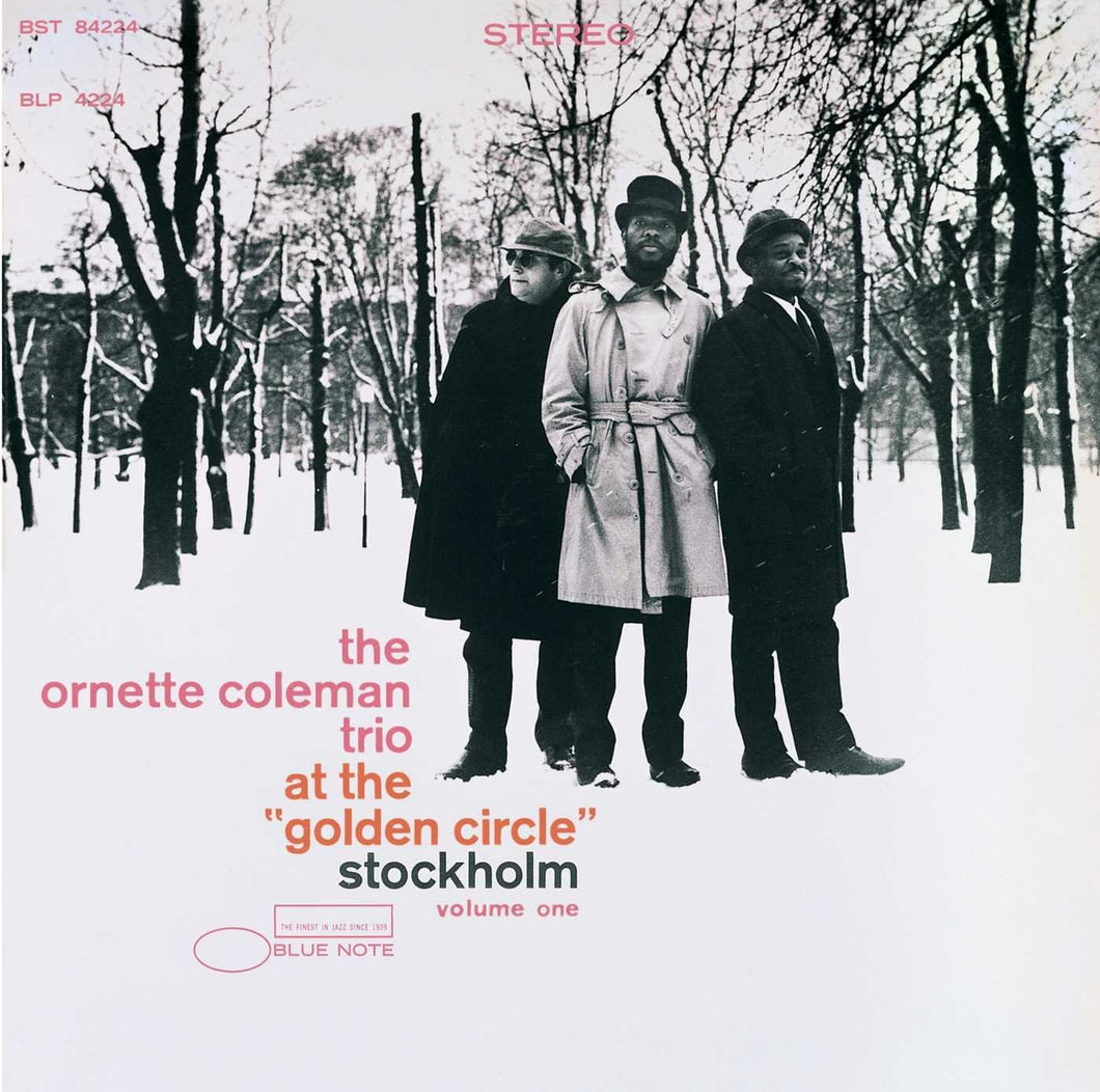 THE ORNETTE COLEMAN TRIO - At the