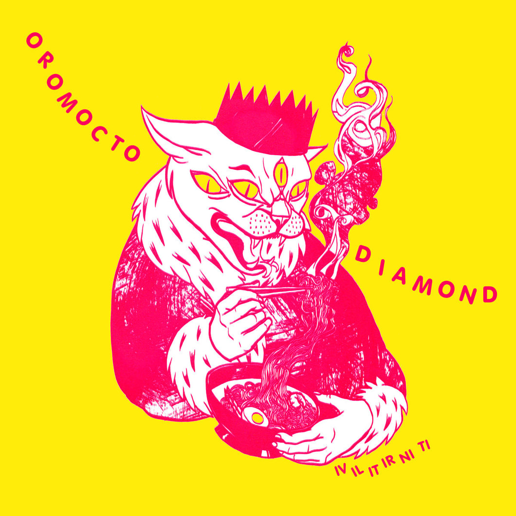 OROMOCTO DIAMOND - IV IL IT IR NI TI (Vinyle)