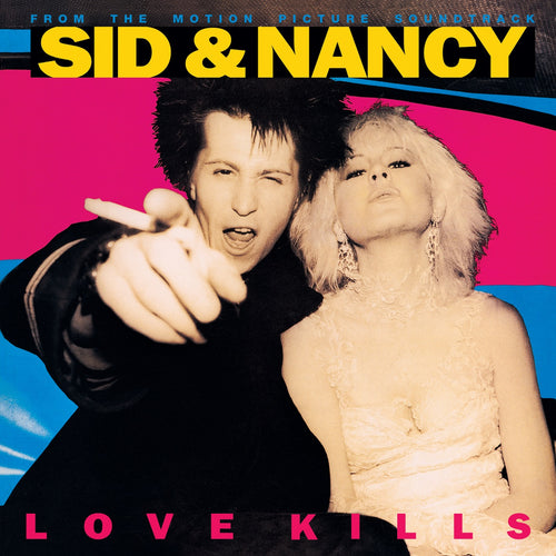 ARTISTES VARIÉS - Sid & Nancy (From the Motion Picture Soundtrack) (Vinyle)