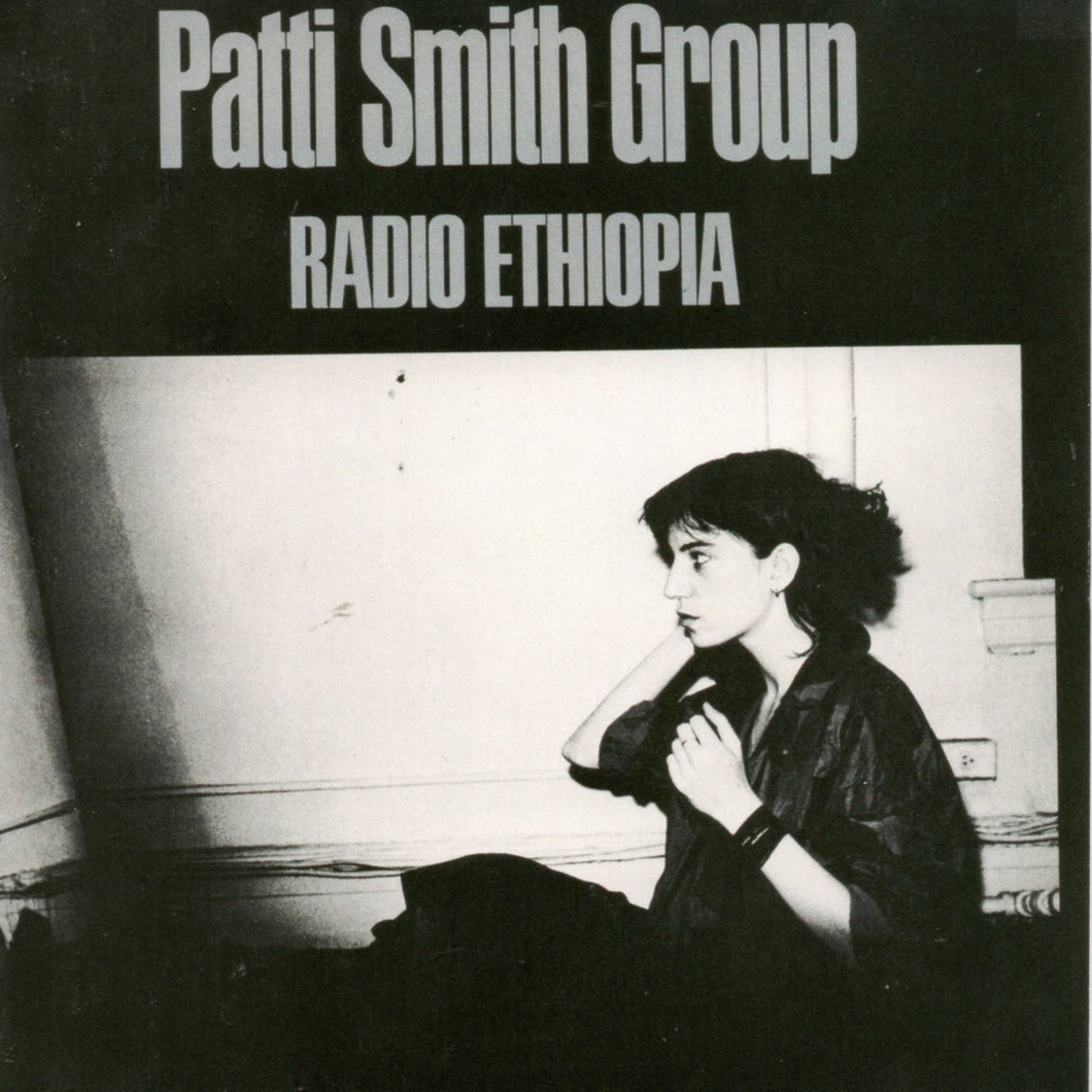 PATTI SMITH GROUP - Radio Ethiopia (Vinyle) - Sony