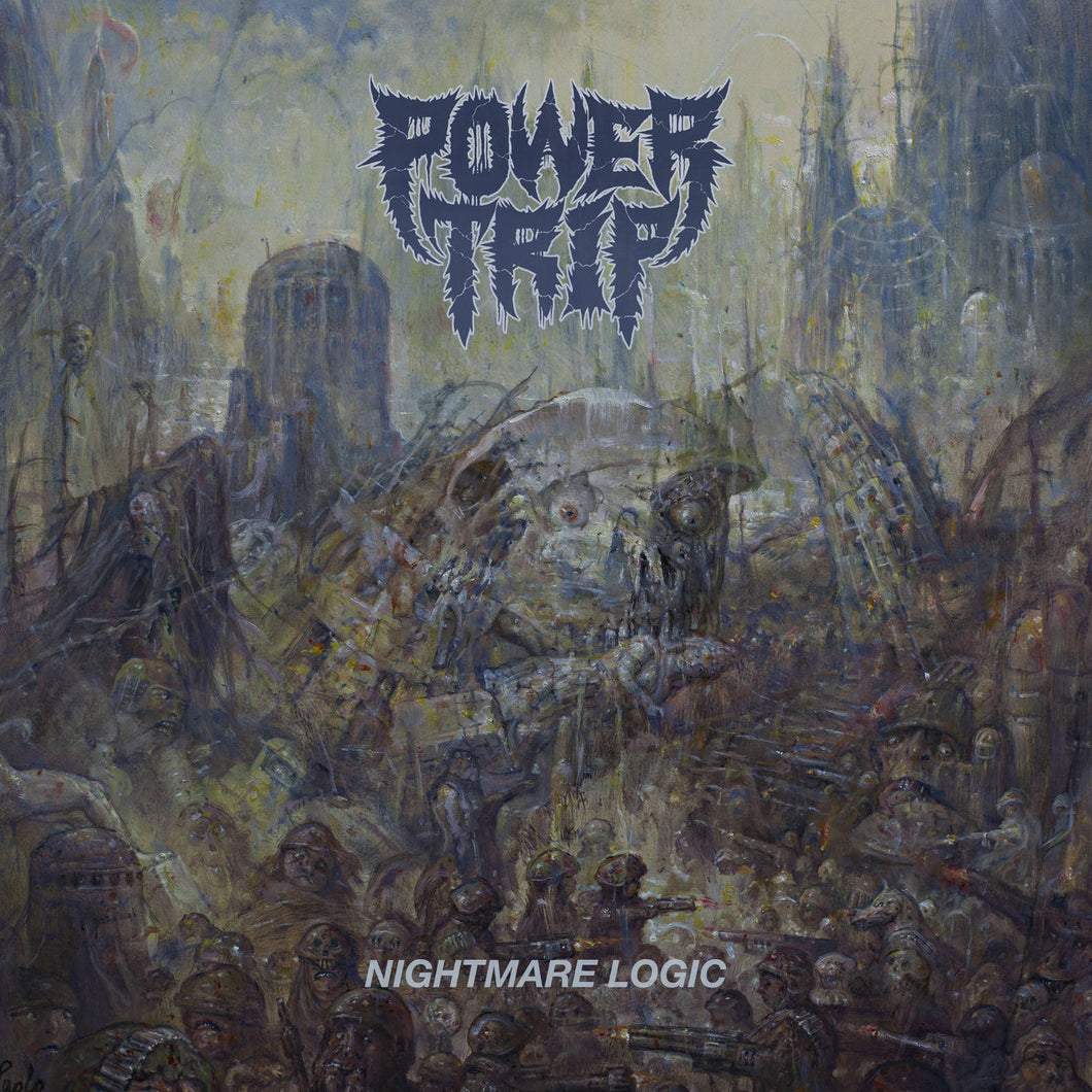 POWER TRIP - Nightmare Logic (Vinyle) - Southern Lord