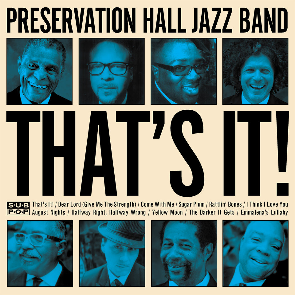 PRESERVATION HALL JAZZ BAND - That's It! (Vinyle)