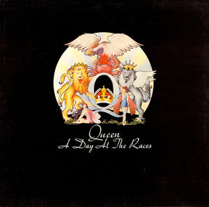 QUEEN - A Day at the Races (Vinyle) - Hollywood