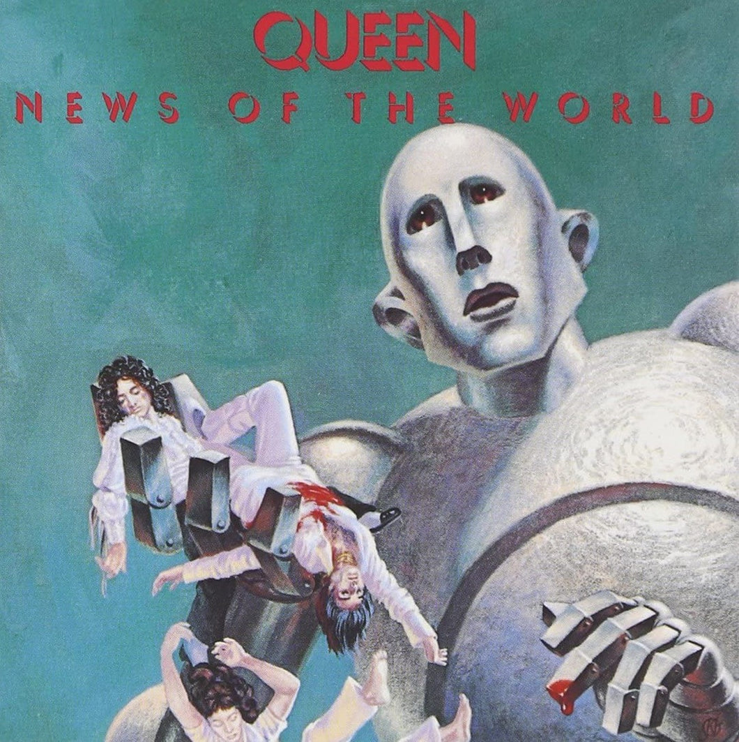 QUEEN - News of the World (Vinyle) - EMI