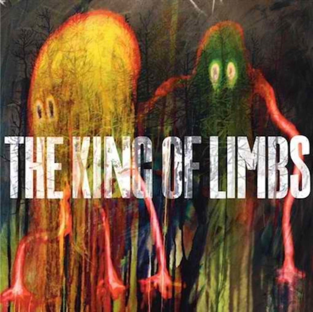 RADIOHEAD - The King Of Limbs (Vinyle) - XL