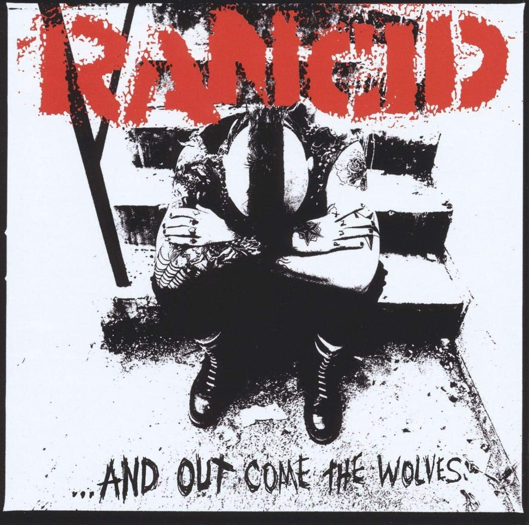 RANCID - ...And Out Come the Wolves (Vinyle)