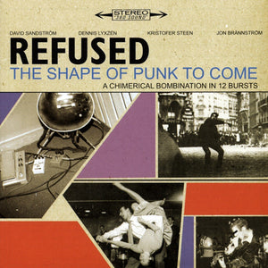 REFUSED - The Shape of Punk to Come (Vinyle) - Epitaph