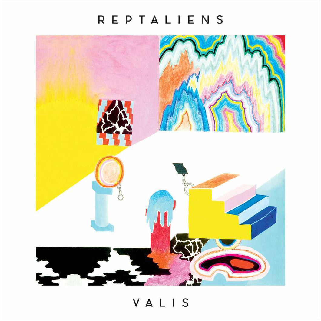 REPTALIENS - Valis (Vinyle) - Captured Tracks