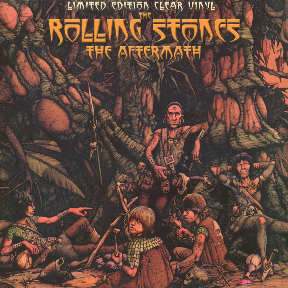 THE ROLLING STONES - The Aftermath, Another Time Another Place (The Very Best Of The Brian Jones Era) (Vinyle) - CODA