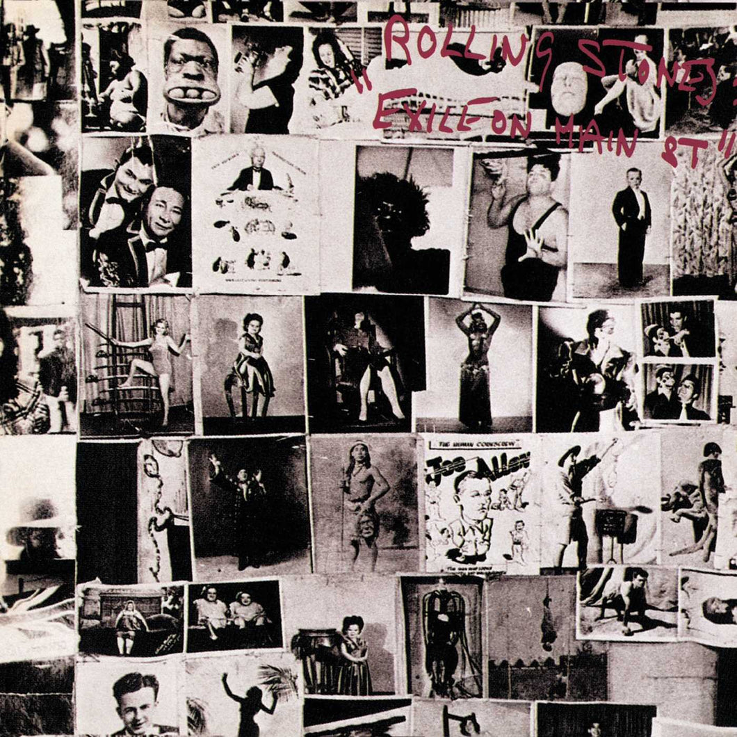 THE ROLLING STONES - Exile on Main St. (Vinyle)