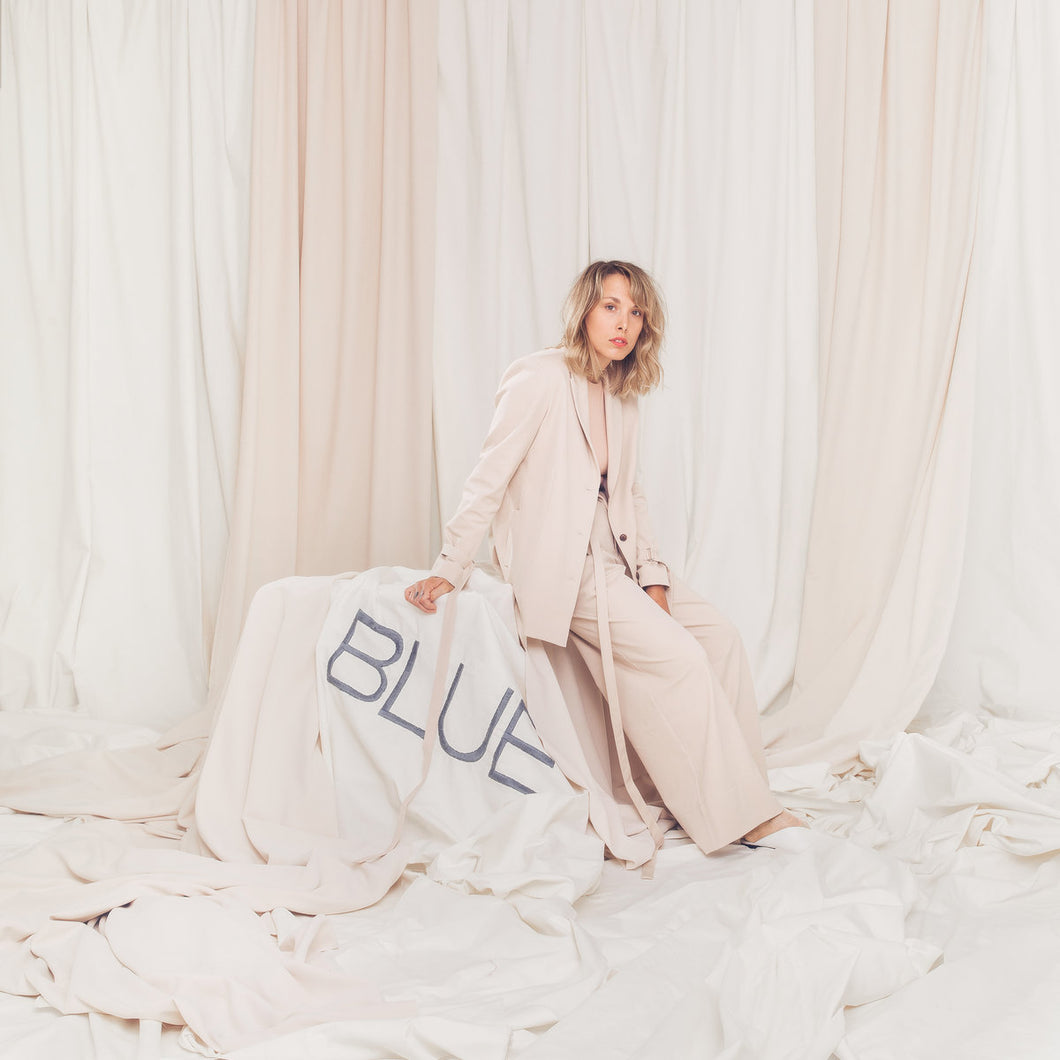 ROSIE VALLAND - Blue (Vinyle) - Secret City
