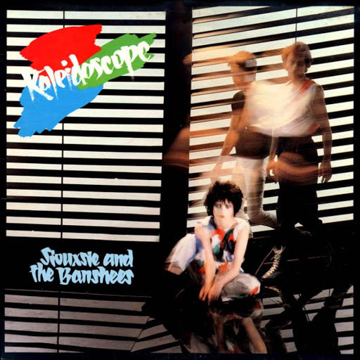 SIOUXSIE AND THE BANSHEES - Kaleidoscope (Vinyle)