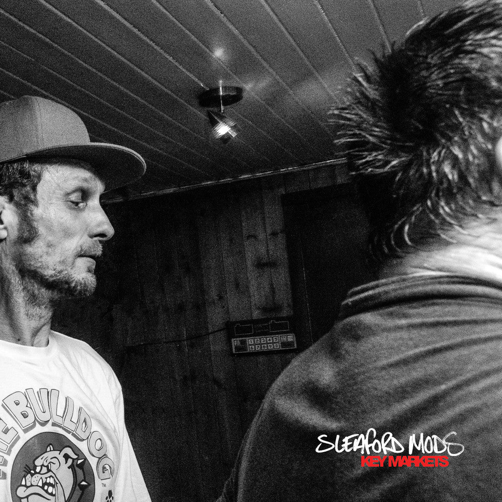SLEAFORD MODS - Key Markets (Vinyle) - Harbinger Sound