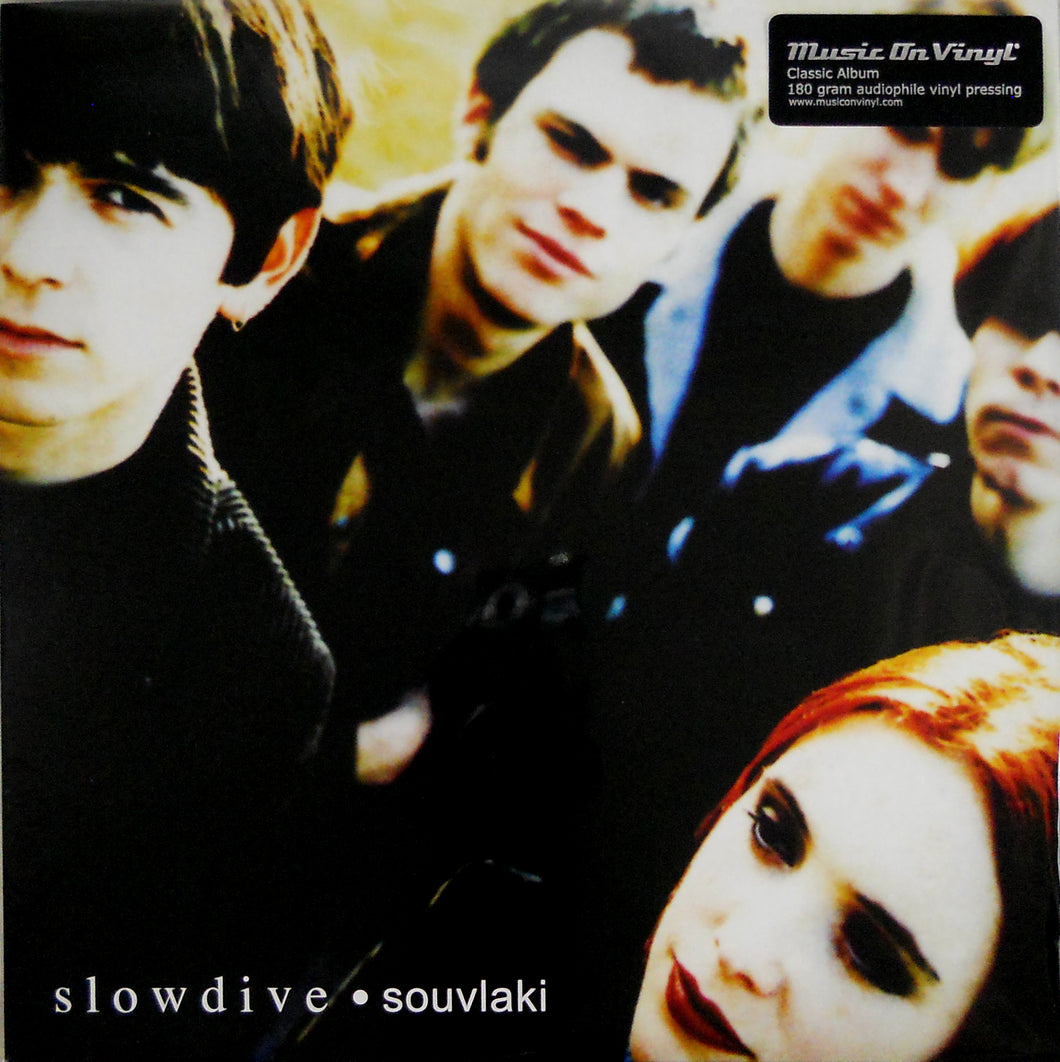 SLOWDIVE - Souvlaki (Vinyle) - Music On Vinyl
