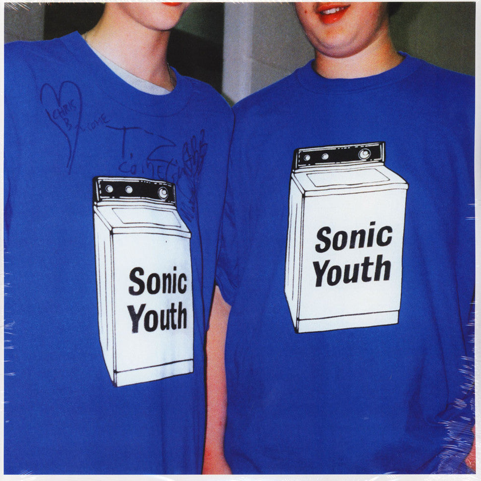 SONIC YOUTH - Washing Machine (Vinyle) - DGC