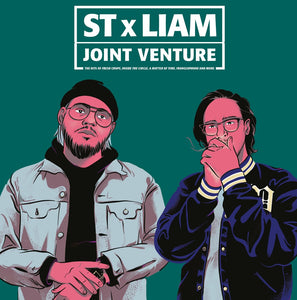 ST X LIAM - Joint Venture (Vinyle) - Trust the Team