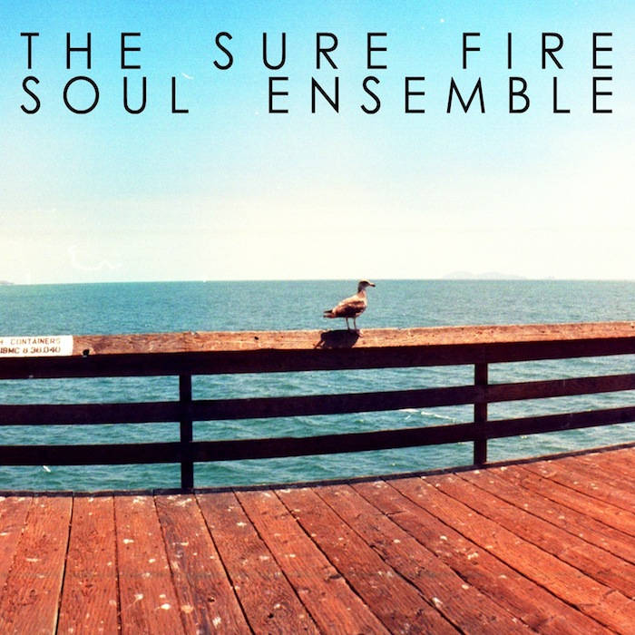 THE SURE FIRE SOUL ENSEMBLE - The Sure Fire Soul Ensemble (Vinyle) - Colemine