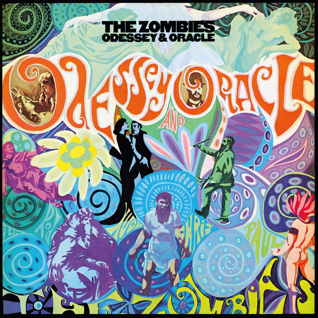 THE ZOMBIES - Odessey And Oracle (Vinyle)
