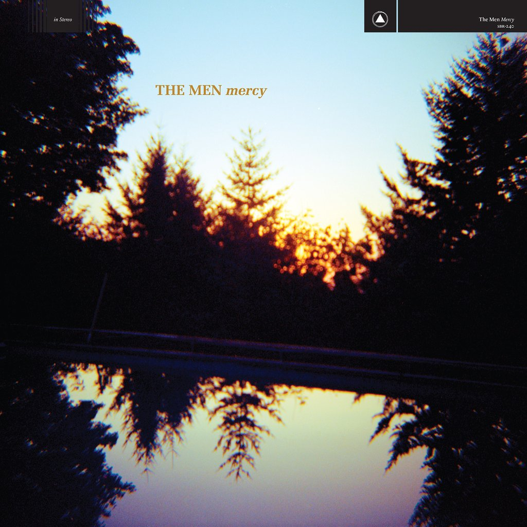 THE MEN - Mercy (Vinyle) - Sacred Bones