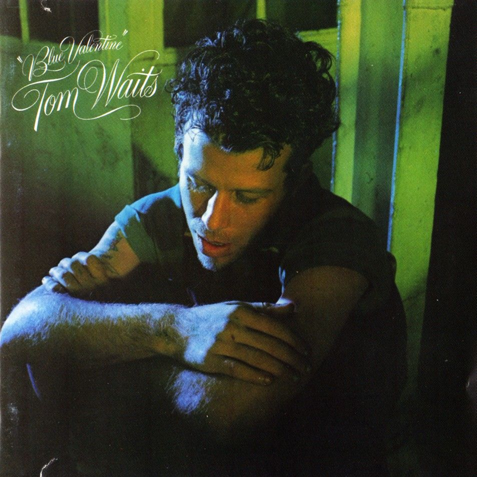 TOM WAITS - Blue Valentine (Vinyle) - Anti