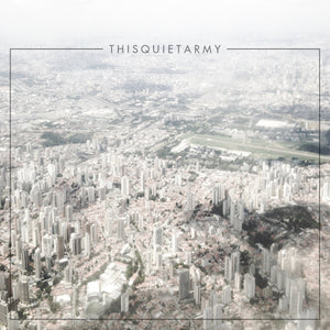 THISQUIETARMY - Democracy Of Dust (Vinyle) - Midira