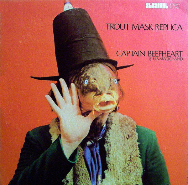 CAPTAIN BEEFHEART & HIS MAGIC BAND - Trout Mask Replica (Vinyle) - Third Man