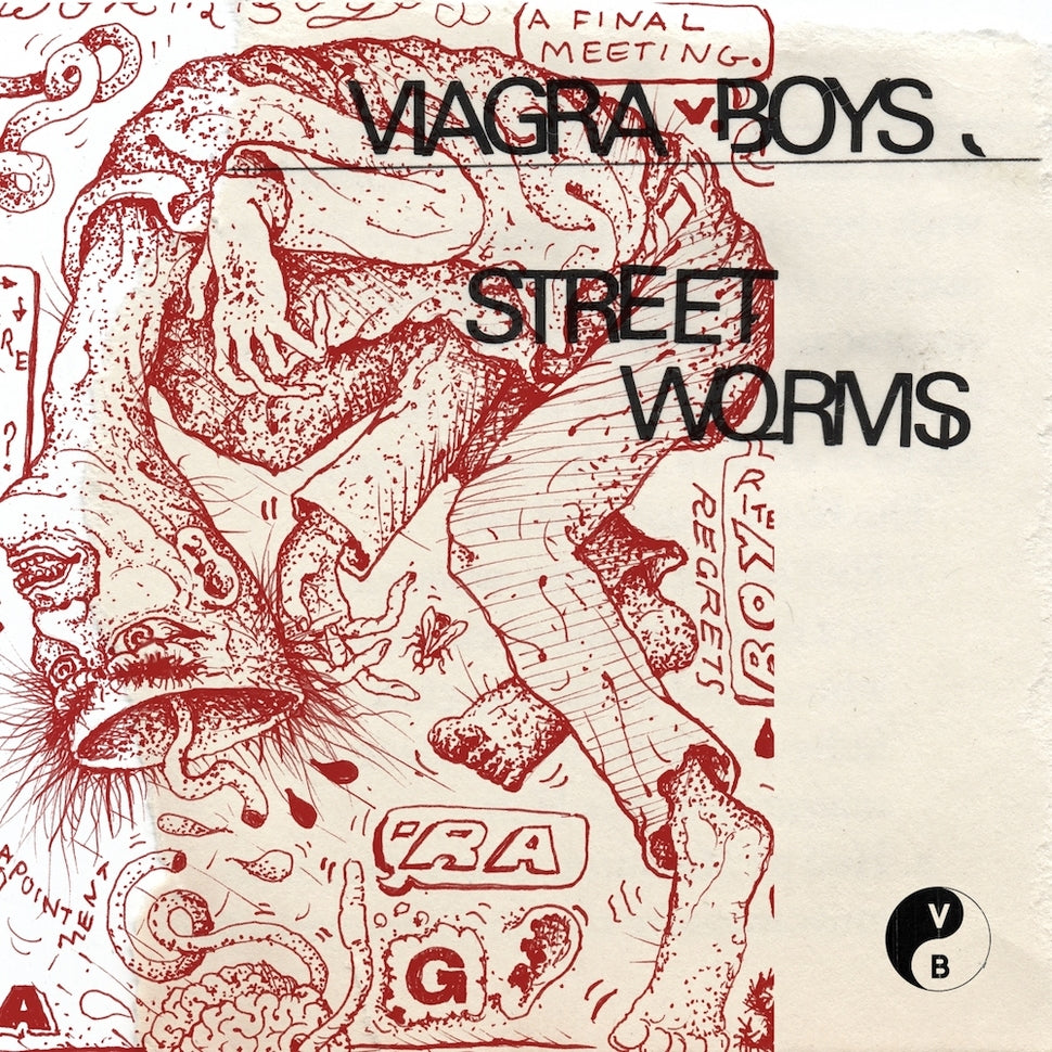 VIAGRA BOYS - Street Worms (Vinyle)