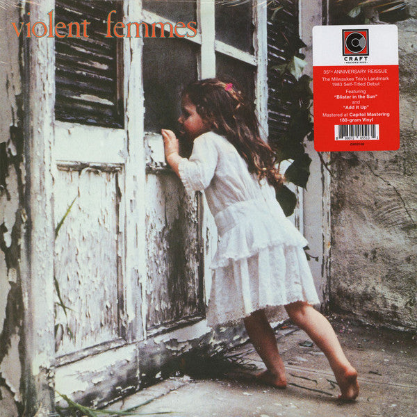 VIOLENT FEMMES - Violent Femmes (Vinyle) - Craft