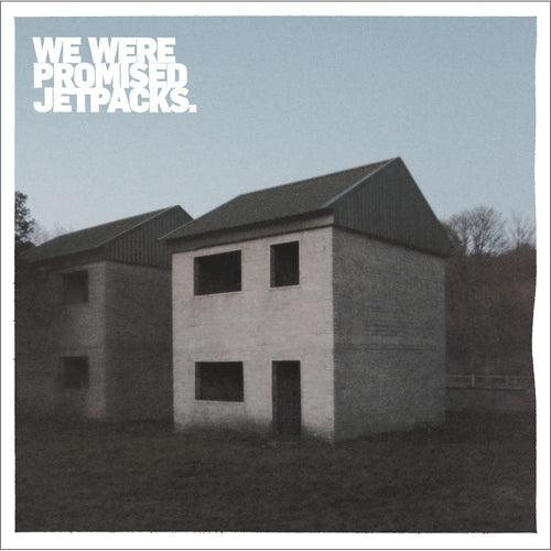 WE WERE PROMISED JETPACKS - These Four Walls (Vinyle)