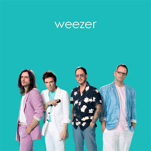 WEEZER - Teal Album (Vinyle) - Crush/Atlantic