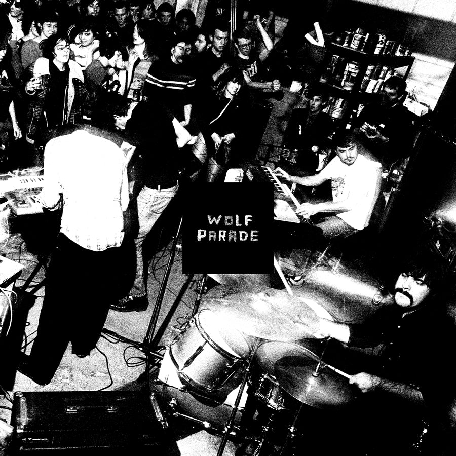 WOLF PARADE - Apologies to the Queen Mary (Vinyle) - Sub Pop