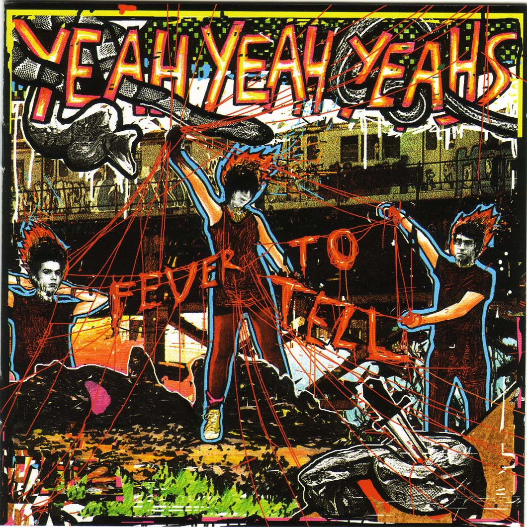 YEAH YEAH YEAHS - Fever to Tell (Vinyle)