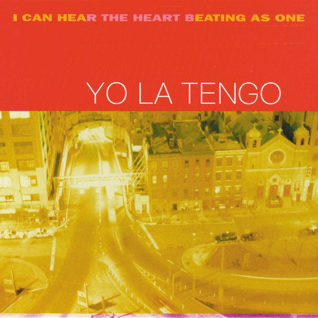 YO LA TENGO - I Can Hear the Heart Beating As One (Vinyle) - Matador