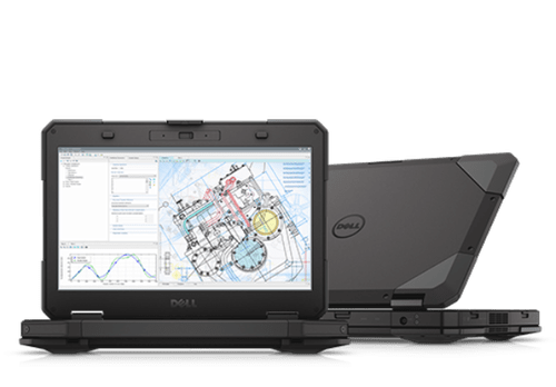 "( Factory Recertified) Dell Latitude 5414 Rugged<br> Intel Core i5 – 2.40GHz<br> 4GB RAM, 500GB HDD<br> 14"" Display, Windows 10 Pro<br> SKU:LAT172256SA"