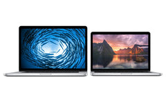 Apple MacBook Pro 13.3-Inch Laptop double  front view