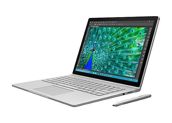 "Microsoft Surface Book<br>  13.5"" Core i5 6300U<br> 8 GB RAM<br> 256 GB SSD - En<br> SKU:SV9-00001"