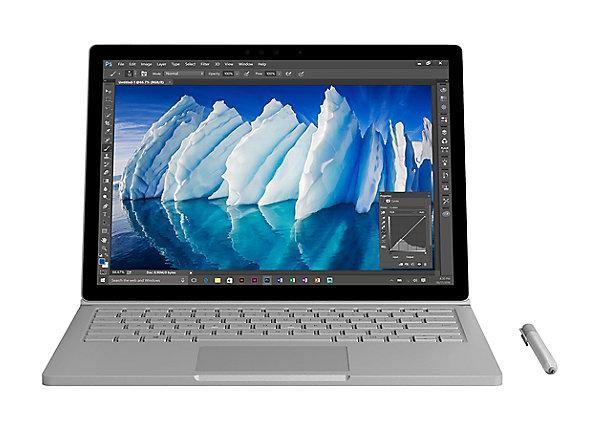 "Microsoft Surface Book<br> with Performance Base<br>  13.5"" - Core i7 6600U - 16 G<br> SKU:9EX-00001"