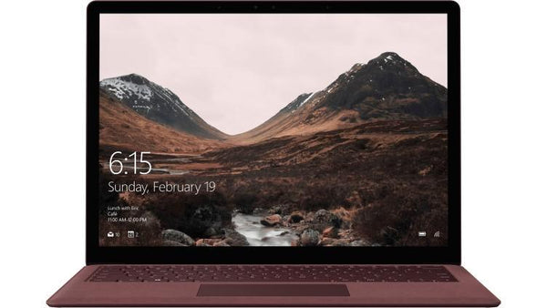 Microsoft Surface Laptop <br> 128GB i5 8GB Platinum <br> WIN 10 S <br> SKU: EUS-00001
