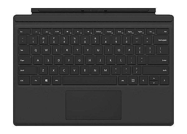 Microsoft Surface Pro <br> Type Cover Black <br> SKU: FMN-00001