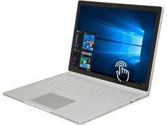 "Recertified Microsoft Surface Book Intel Core i7<br> 6th Gen 6600U (2.60 GHz) 16 GB Memory<br> 512 GB SSD NVIDIA GeForce 13.5""<br> Touchscreen 3000 x 2000<br> Detachable 2-in-1 Laptop <br>Windows 10 Pro 64-Bit<br> SKU: WY9-00001-Surface Sales"